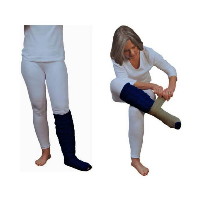 Solaris Caresia™ Below Knee (Leg) Bandage Liner