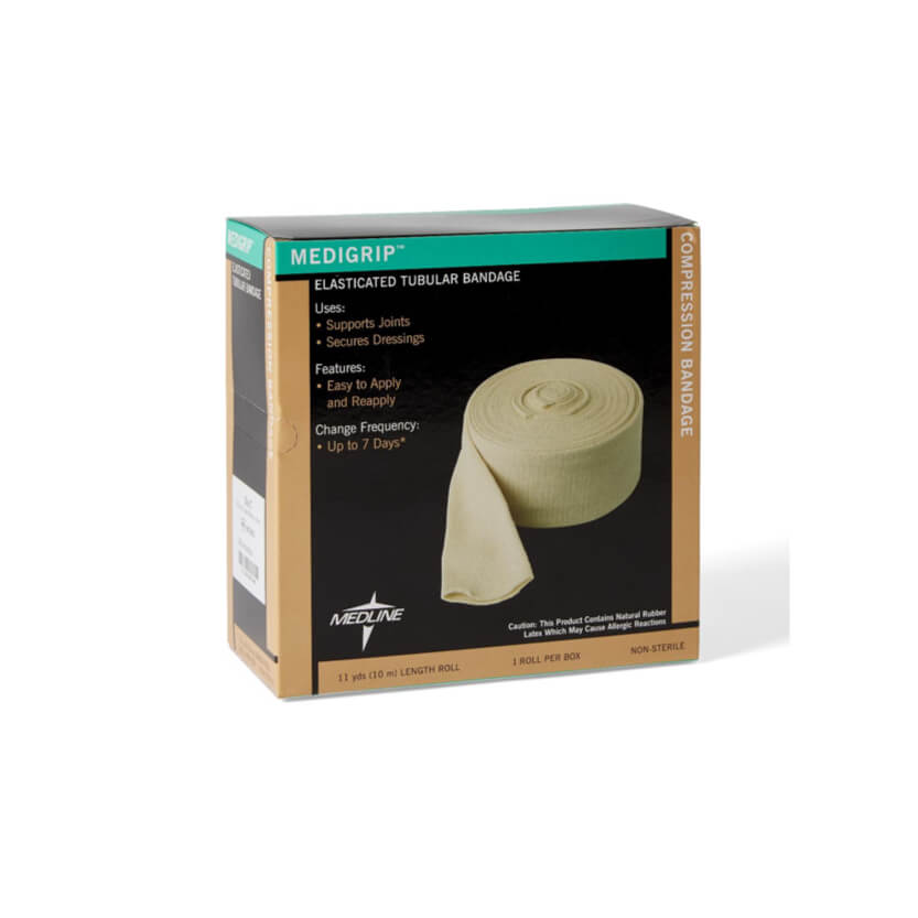 Medline Medigrip Elasticated Tubular Support Bandage