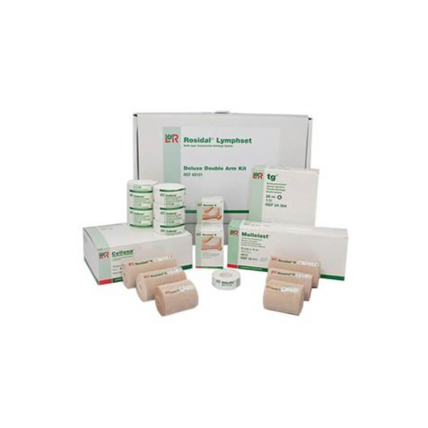 Lohmann & Rauscher Rosidal K Bandage Kit – Double Arm