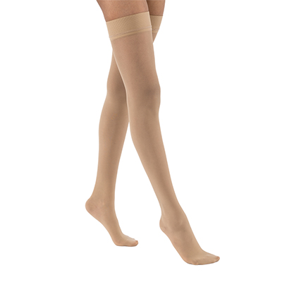 BSN Jobst UltraSheer Thigh-High Closed Toe