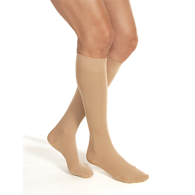 Jobst Relief Knee-High Closed Toe Silicone