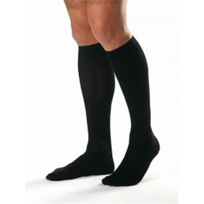 Jobst Men's Knee-Highs Closed Toe