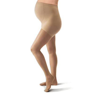 Jobst Activa Sheer Therapy Maternity Pantyhose