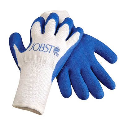 Jobst Donning Glove Latex W/Jobst Logo