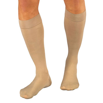 Jobst Anti-EMB Stocking 18 Knee-High Closed Toe