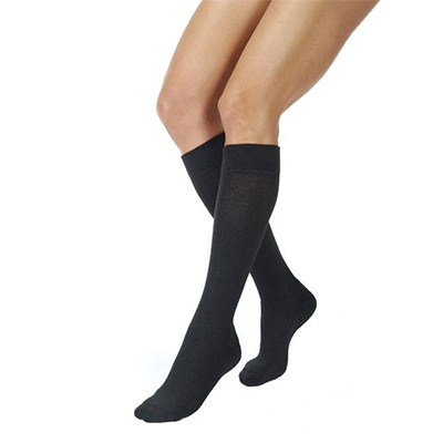 BSN Jobst ActiveWear Knee-High Closed Toe