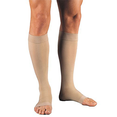 BSN Jobst Anti-EMS Stocking 18 Knee-High Open Toe