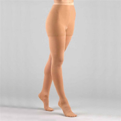 Jobst Graduated Therapy Waist High Pantyhose Closed Toe