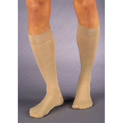 Jobst Graduated Therapy Knee Closed Toe