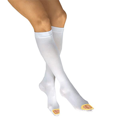 Jobst Anti-EM/GP Knee-High Open Toe Seamless