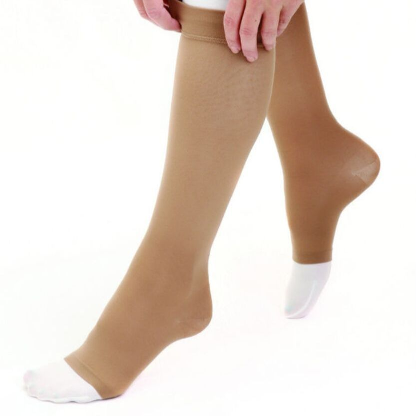 Medi Mediven Comfort Knee High Dual Layer Wound Compression Stocking