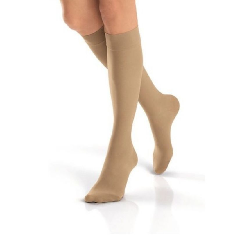 Jobst UltraSheer Knee Highs Closed Toe