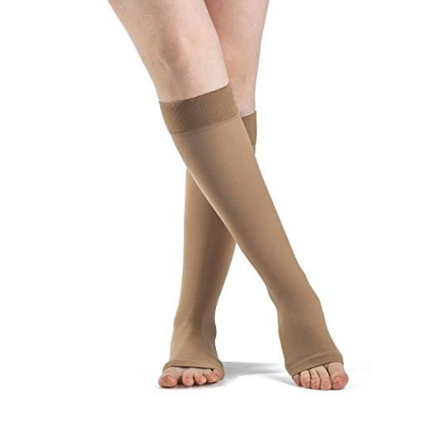 Sigvaris Select Comfort Knee-High Open Toe