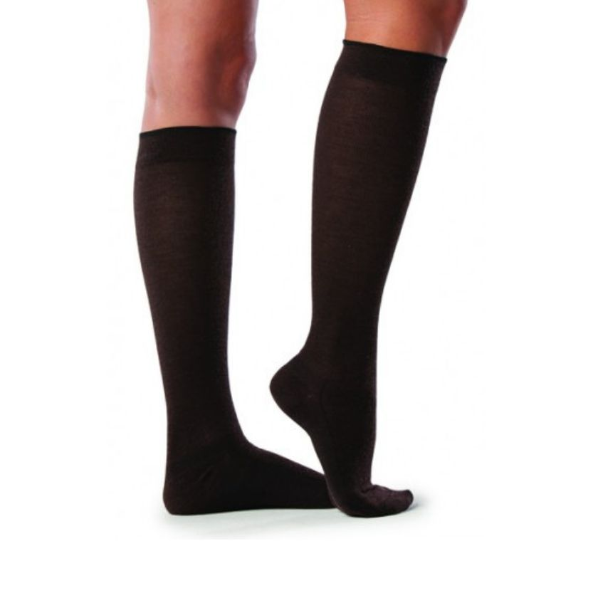 Sigvaris Women's Merino Wool Calf-High Socks