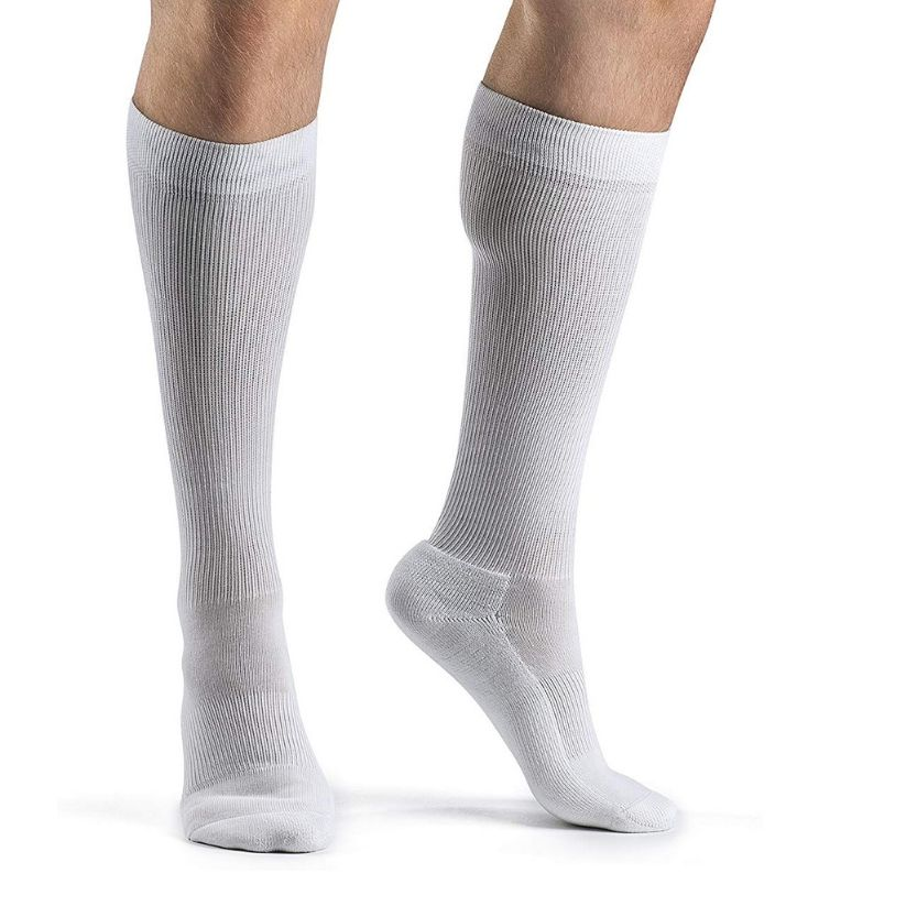 Sigvaris Mens Well Being Cushioned Cotton Socks