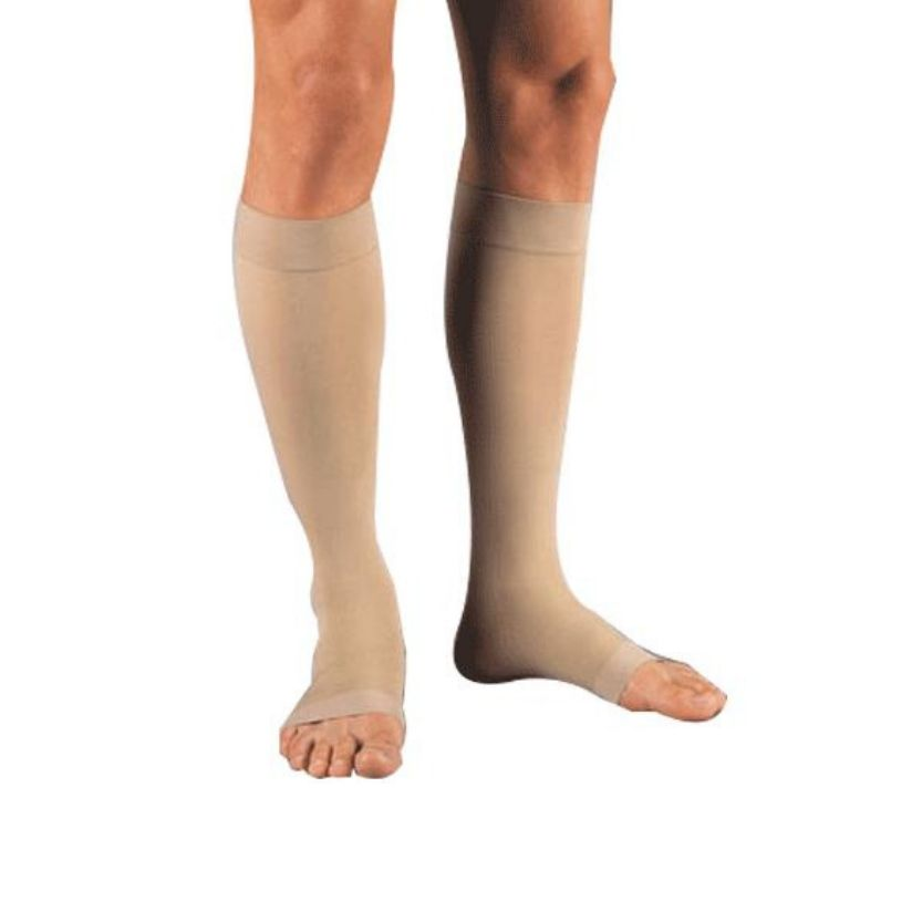 Jobst Relief Knee-High Open Toe