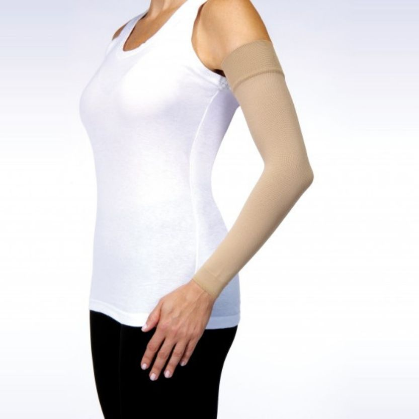 BSN Jobst Bella Strong Armsleeve W/Silicone Border