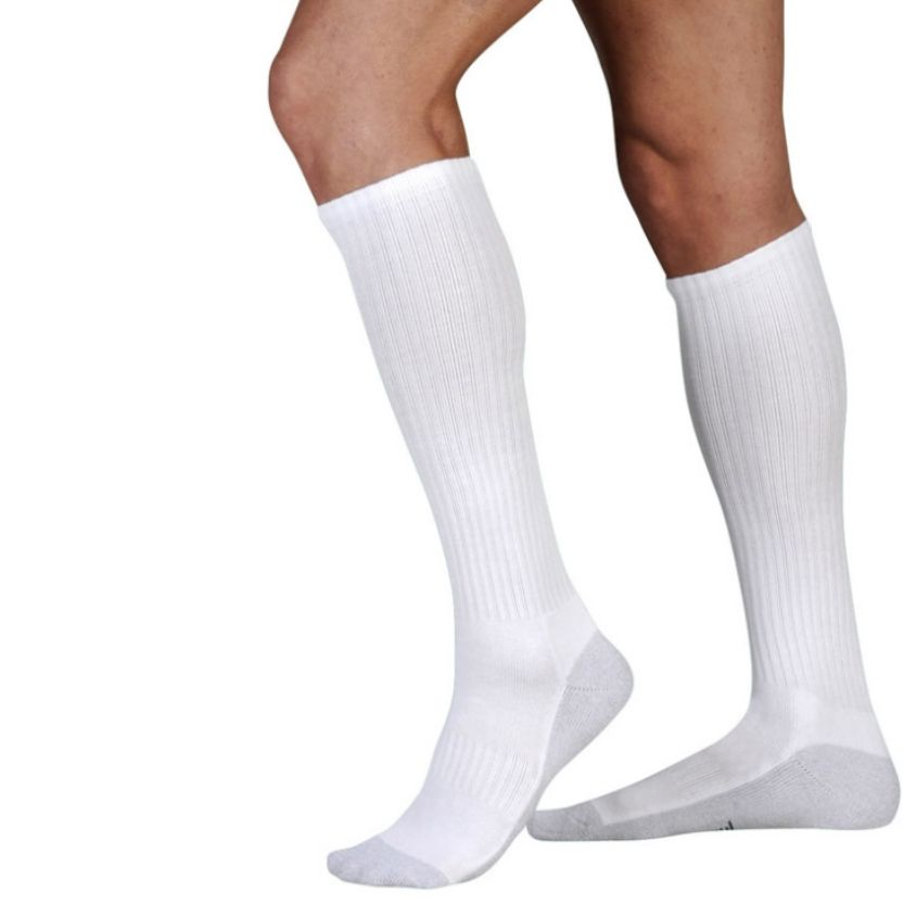 Juzo Silver Sole Unisex Knee-High Compression Socks