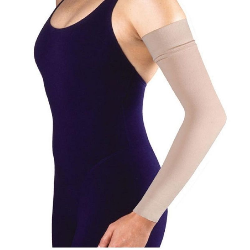 Jobst Bella Lite Armsleeve W/Silicone Band
