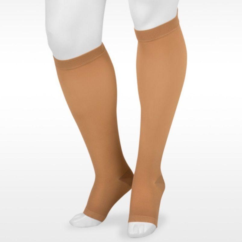 Juzo Basic Knee Highs Open Toe